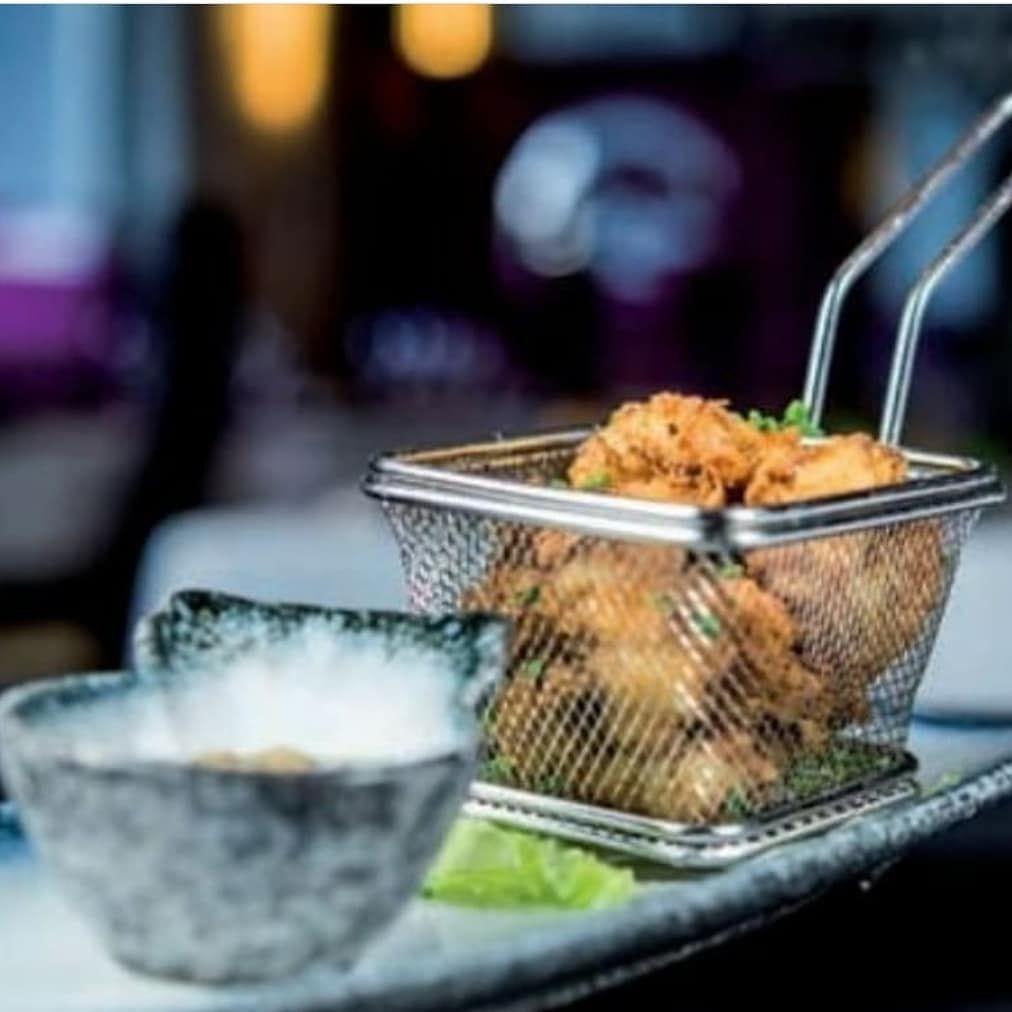 Tacos de pescado crujiente al estilo vietnamita