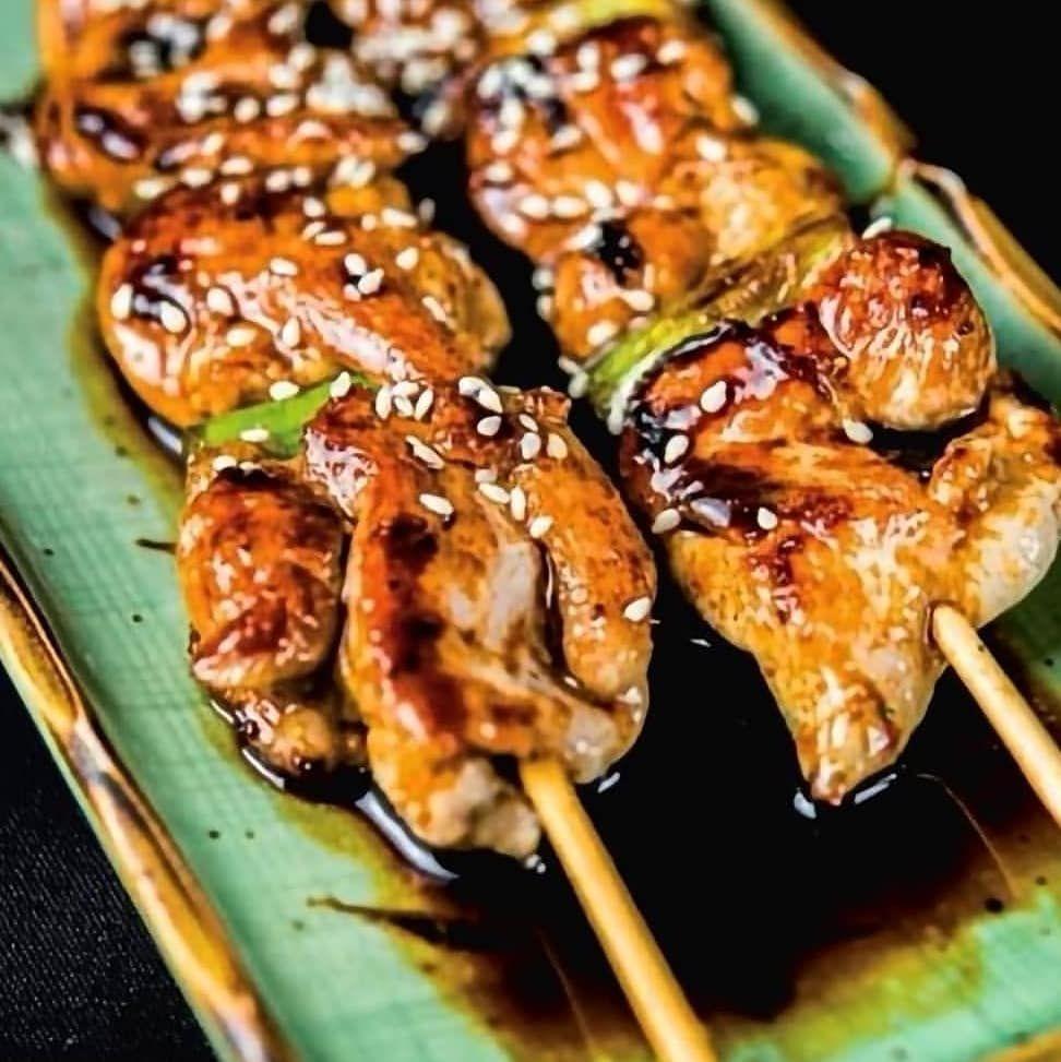 SABOR es lo que define nuestros yakitori más especiales.