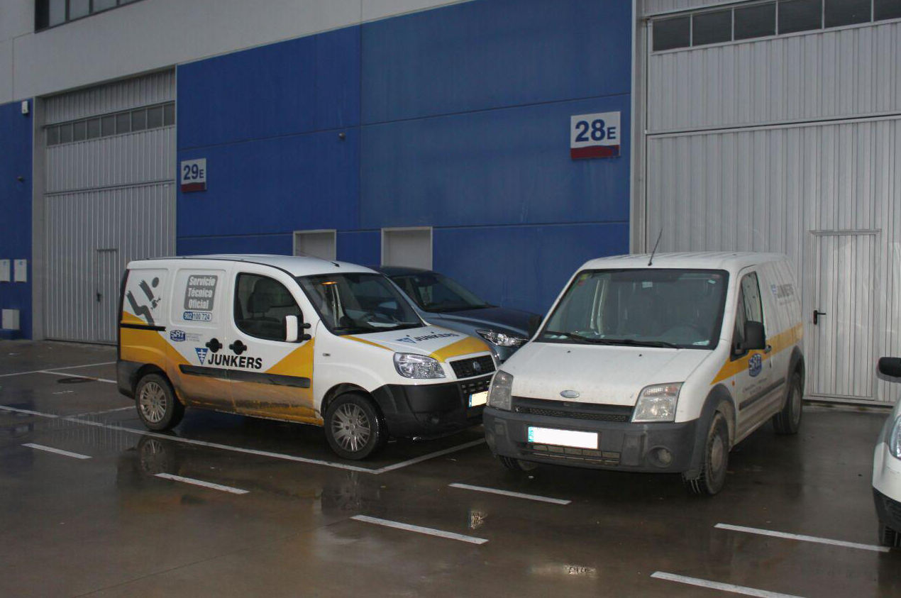 Empresa especializada en calderas en Burgos