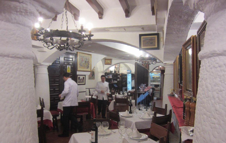 Foto 3 de Restaurante en Madrid | Restaurante Viña P