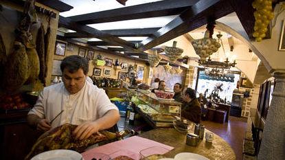 Restaurantes en  Madrid Centro-Restaurante Viña P.