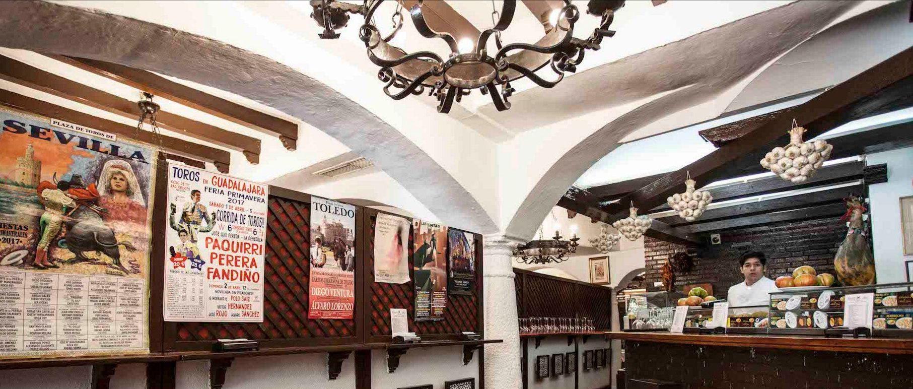 Foto 17 de Restaurante en Madrid | Restaurante Viña P