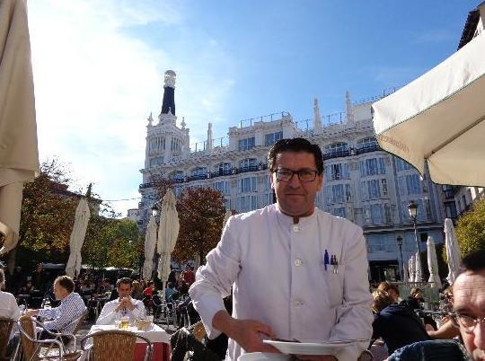 Mejor Restaurante Madrid-Restaurante Viña P.
