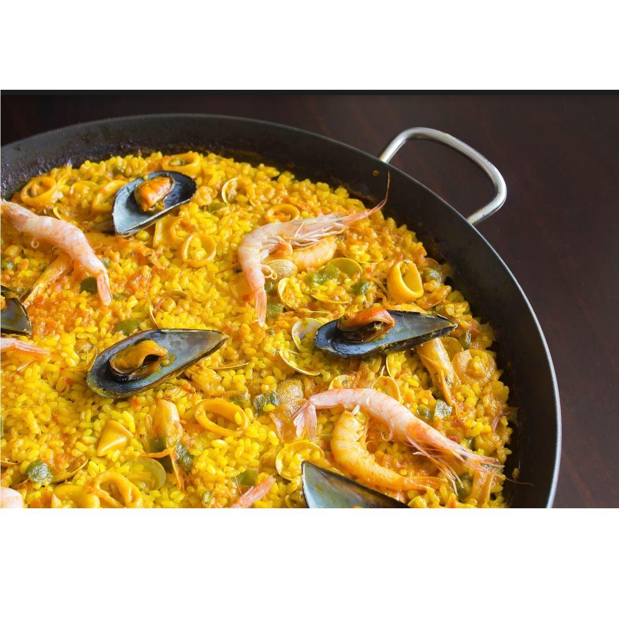 Paella: Productos y Servicios de Restaurante Viña P
