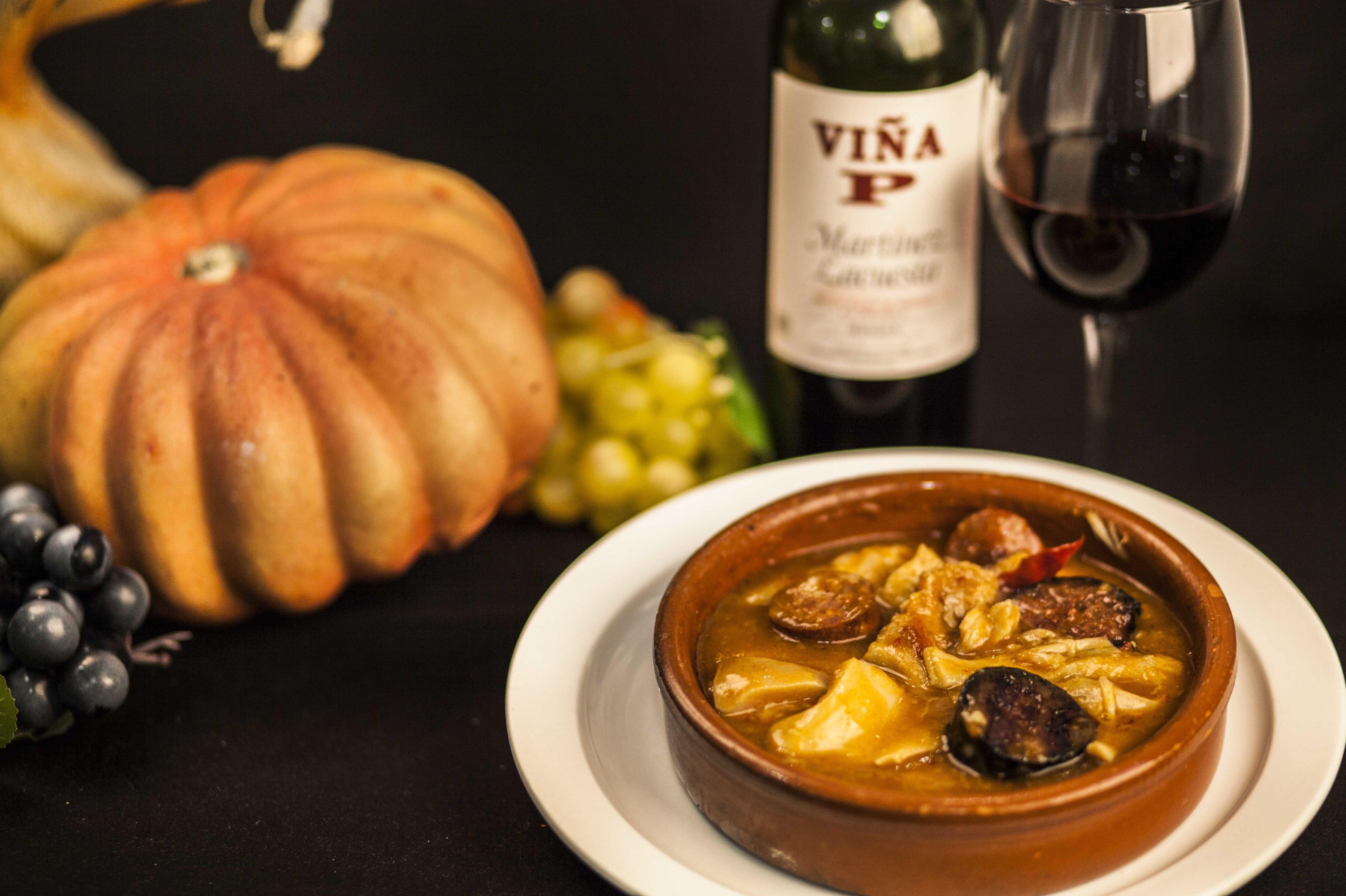 Foto 15 de Restaurante en Madrid | Restaurante Viña P