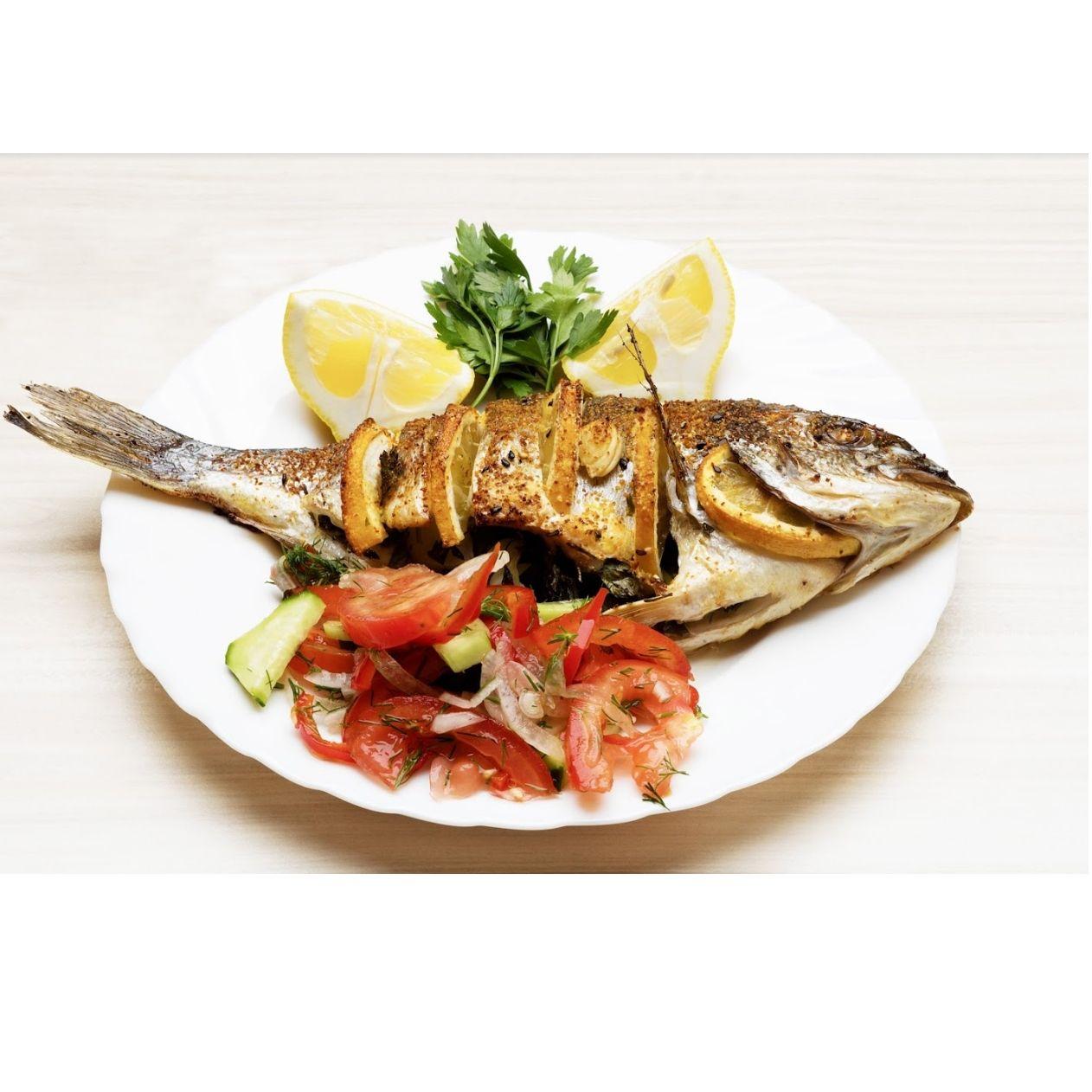 Pescados: Productos y Servicios de Restaurante Viña P