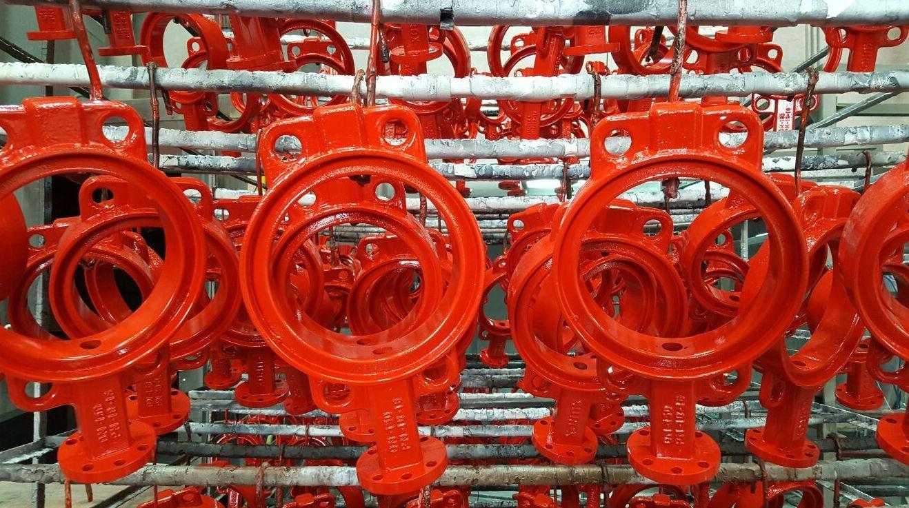 Foto 1 de Lacado de metales en Fuenlabrada | Felufe