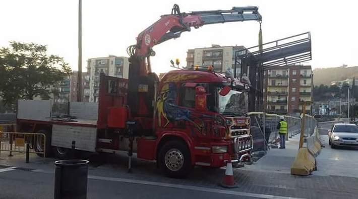 Foto 61 de Transportes en El Prat de Llobregat | Transgodoy