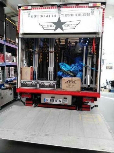 Foto 48 de Transportes en El Prat de Llobregat   Transgodoy