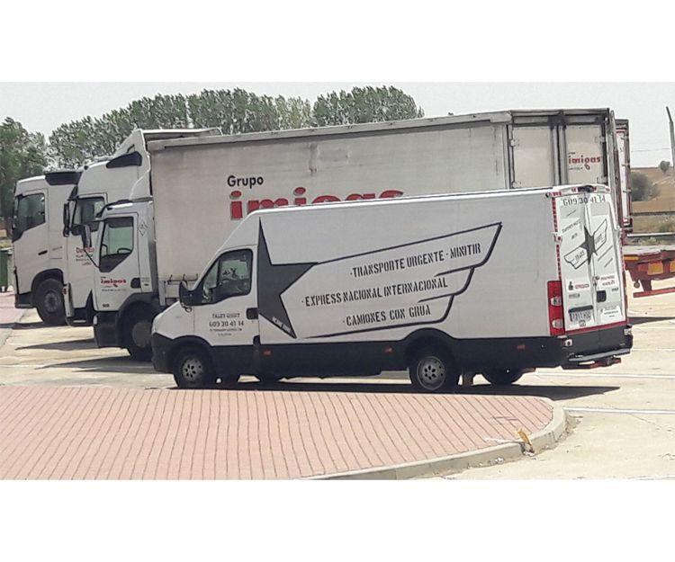Transporte de mercancías directo