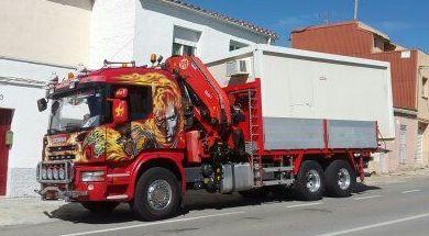 Foto 59 de Transportes en El Prat de Llobregat   Transgodoy