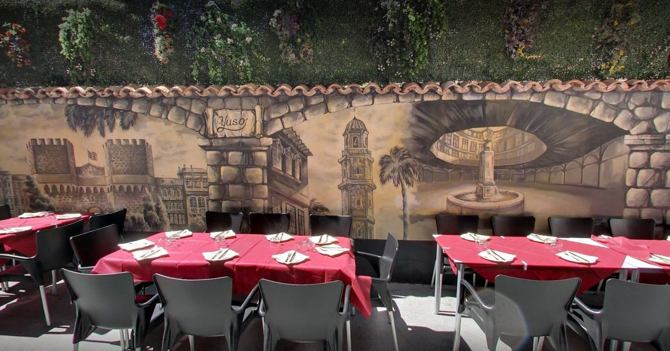 restaurante YUSO