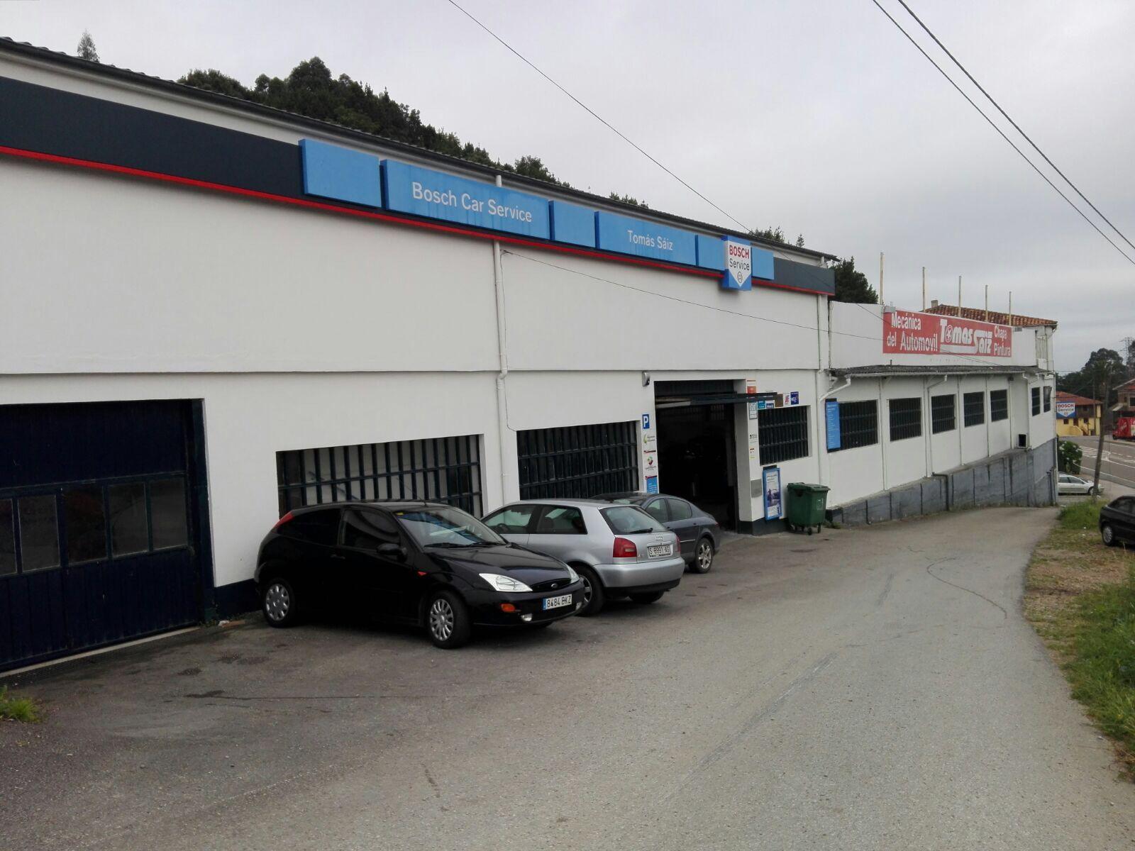 Taller mecánico en Torrelavega