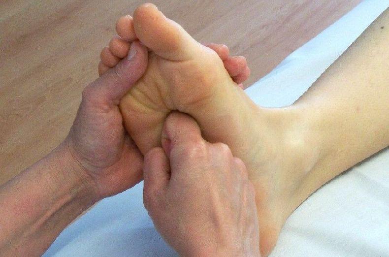 Reflexologia Podal : Tratamientos   de Sbelt Siluet
