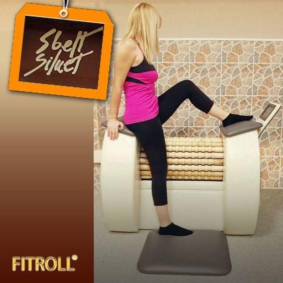 Fitroll barcelona|Sbelt siluet