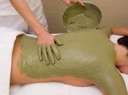 Envoltura de Algas: Tratamientos   de Sbelt Siluet