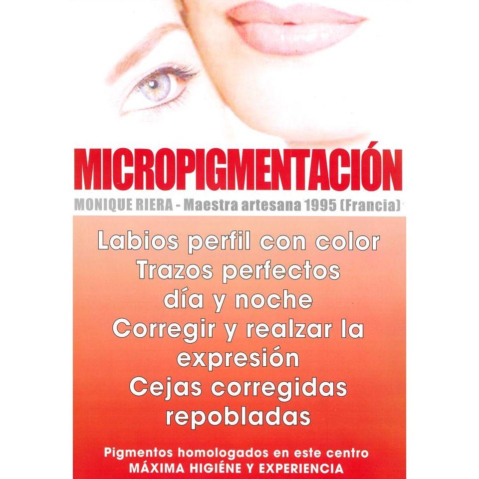 Micropigmentación : Tratamientos   de Sbelt Siluet