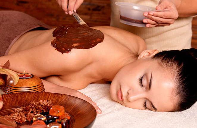 Chocolaterapia Corporal: Tratamientos   de Sbelt Siluet