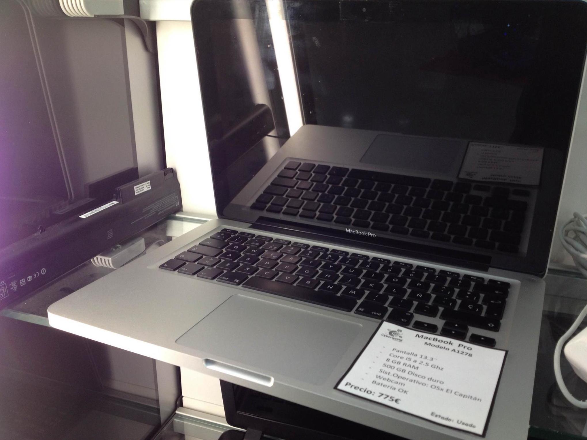 Reparación y venta de ordenadores