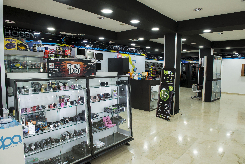 Foto 1 de Reparación y venta de móviles en Úbeda | Cyberworld Móviles