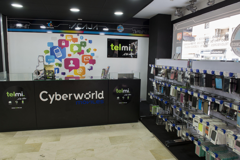 Foto 13 de Reparación y venta de móviles en Úbeda   Cyberworld Móviles