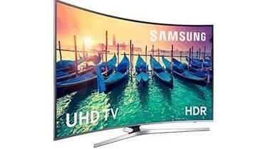 Televisor UHD curvo de Samsung de 65'' LED: Productos de Cyberworld Móviles