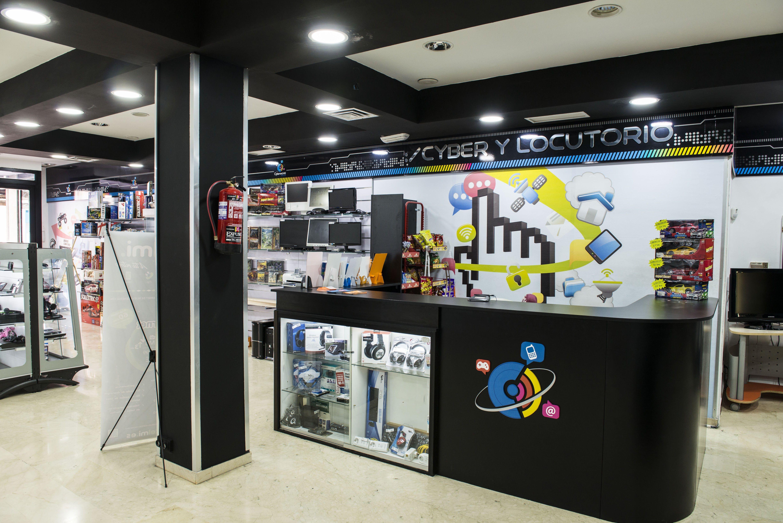 Foto 6 de Reparación y venta de móviles en Úbeda   Cyberworld Móviles