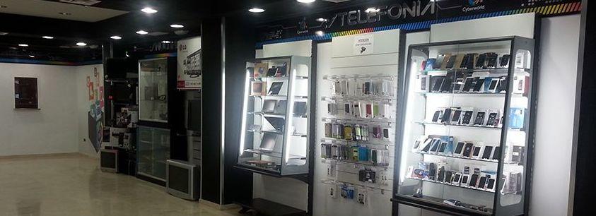 Tienda de telefonía en Jaén