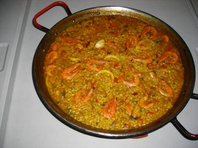 Arroces y paellas Amposta