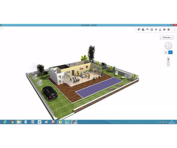 Proyecto de casas unifamiliares