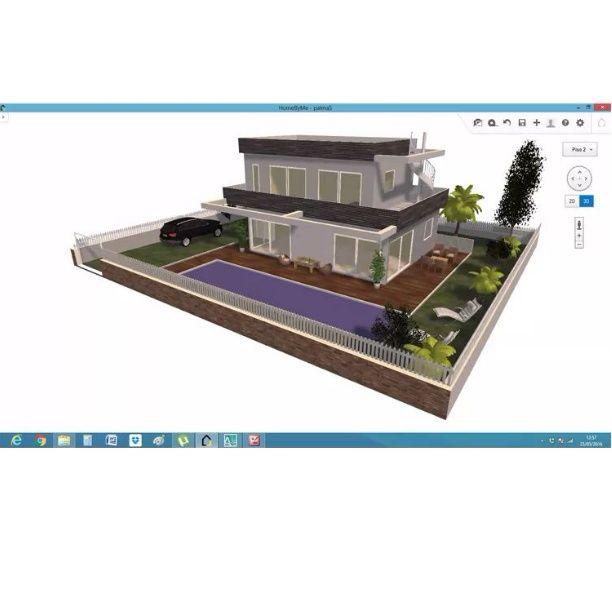 Construcciones: Servicios de Ekohouse 2014