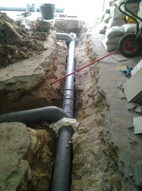 Reparación y sustitución de tuberías Baleares http://www.multiservicioscosesdecasa.es/es/