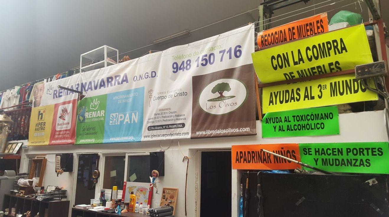 Foto 9 de ONG en Pamplona | Remar Navarra