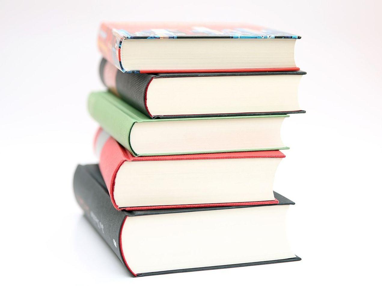 Recogida de libros en Pamplona