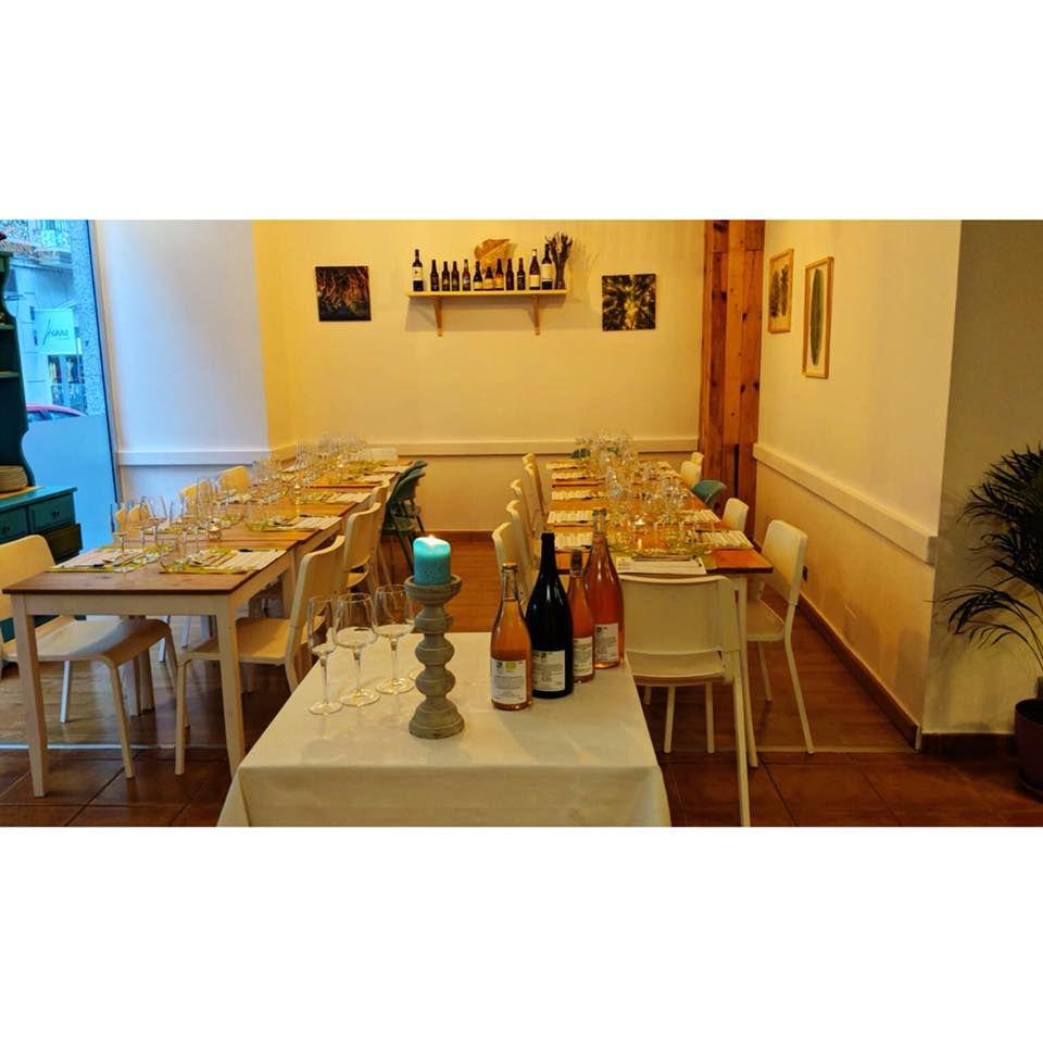 Menús para grupos y celebraciones
