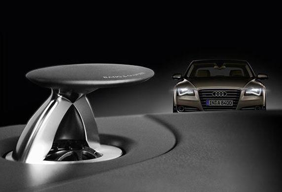 Sistemas de sonido para coches