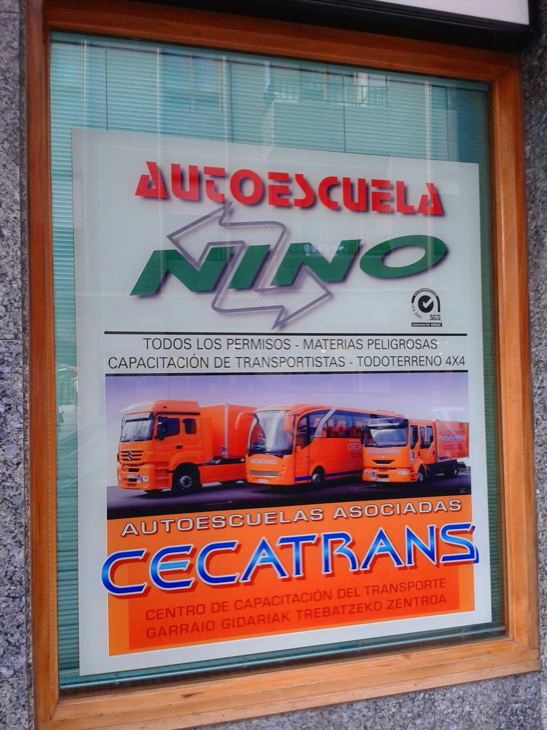 Foto 10 de Autoescuela en Barakaldo | Autoescuela Nino