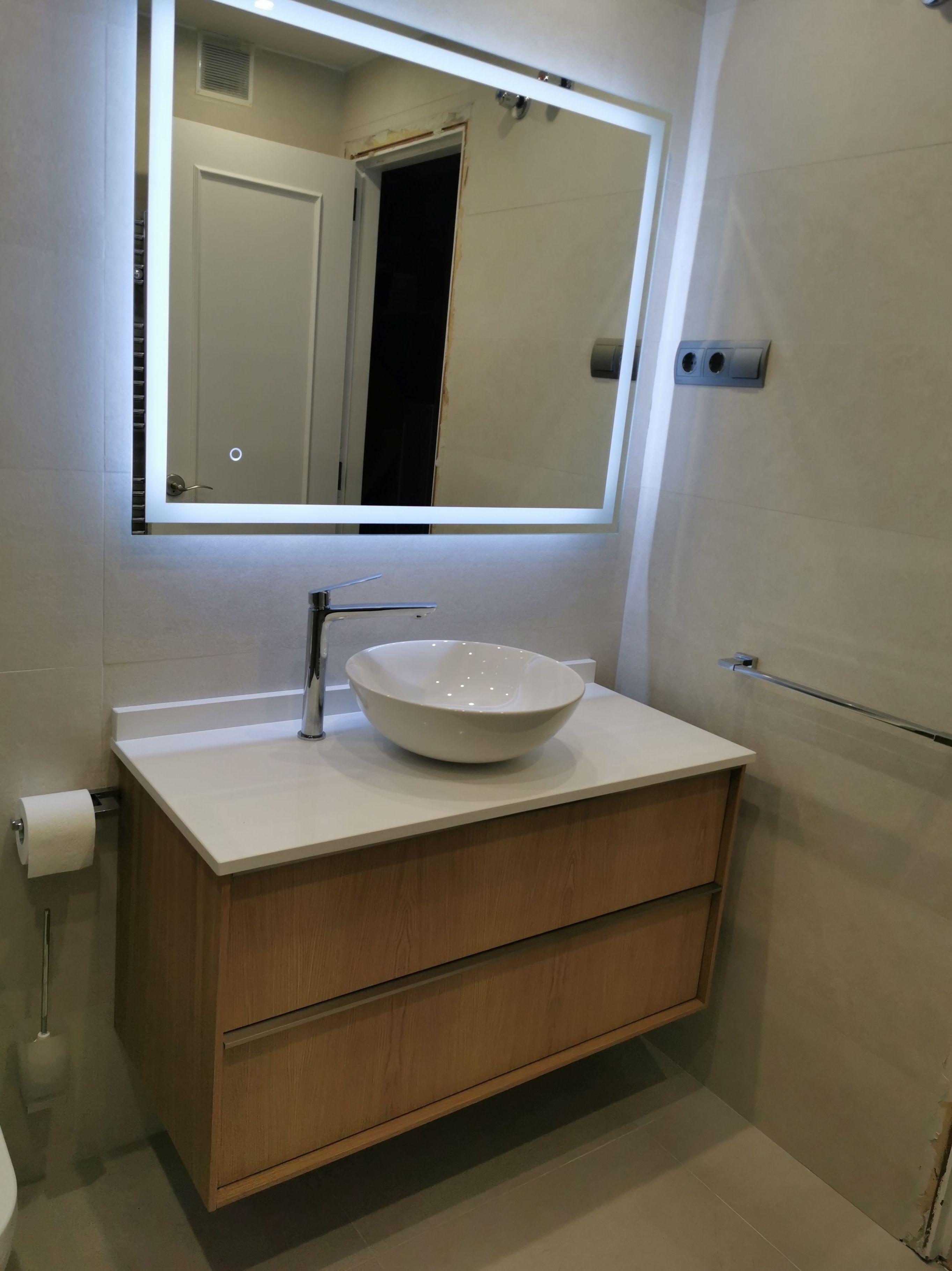 Foto 2 de Reformas en baños y cocinas en Trobajo del Camino | F. Alba, cocinas y baños