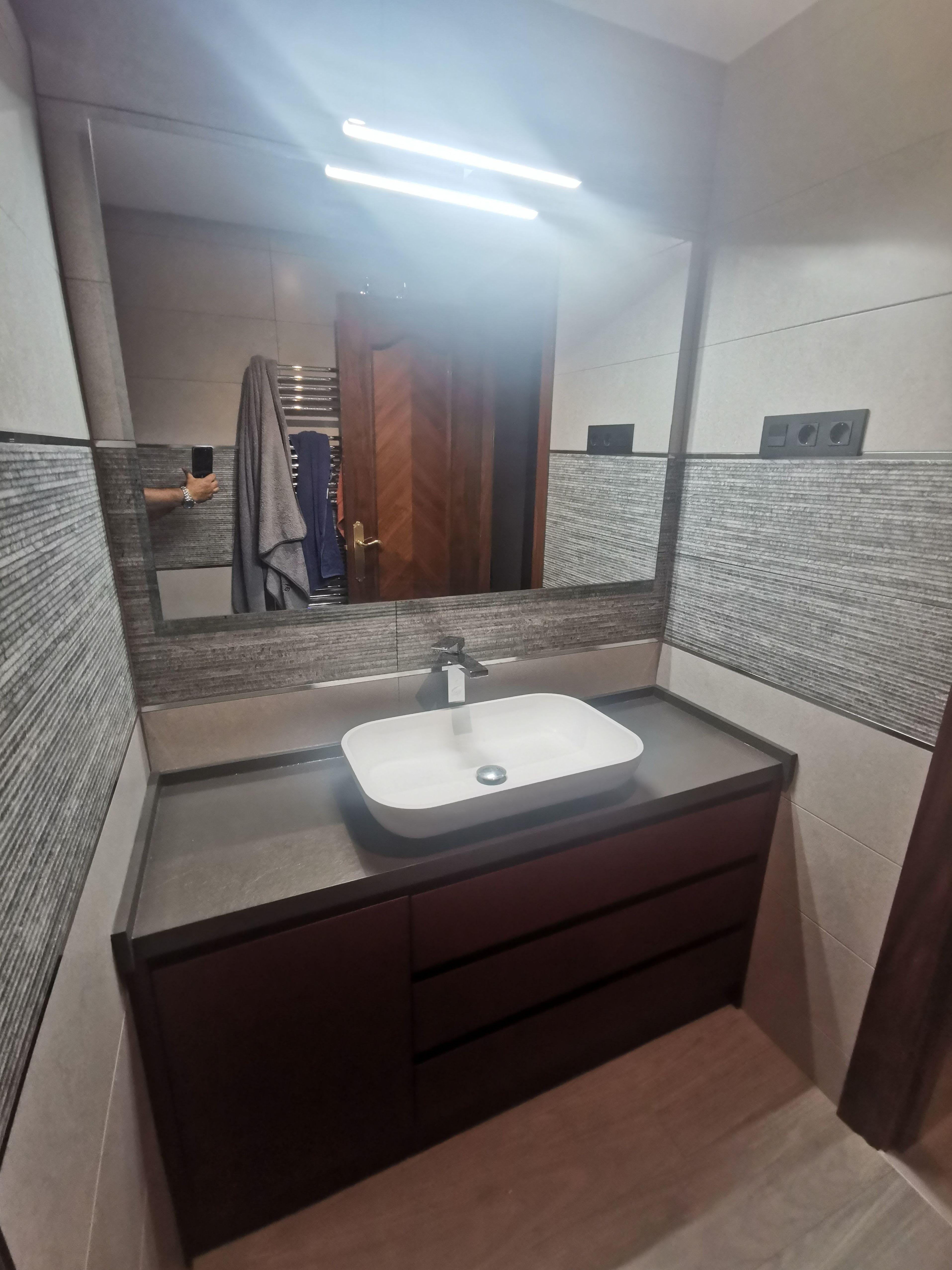 Foto 13 de Reformas en baños y cocinas en Trobajo del Camino | F. Alba, cocinas y baños