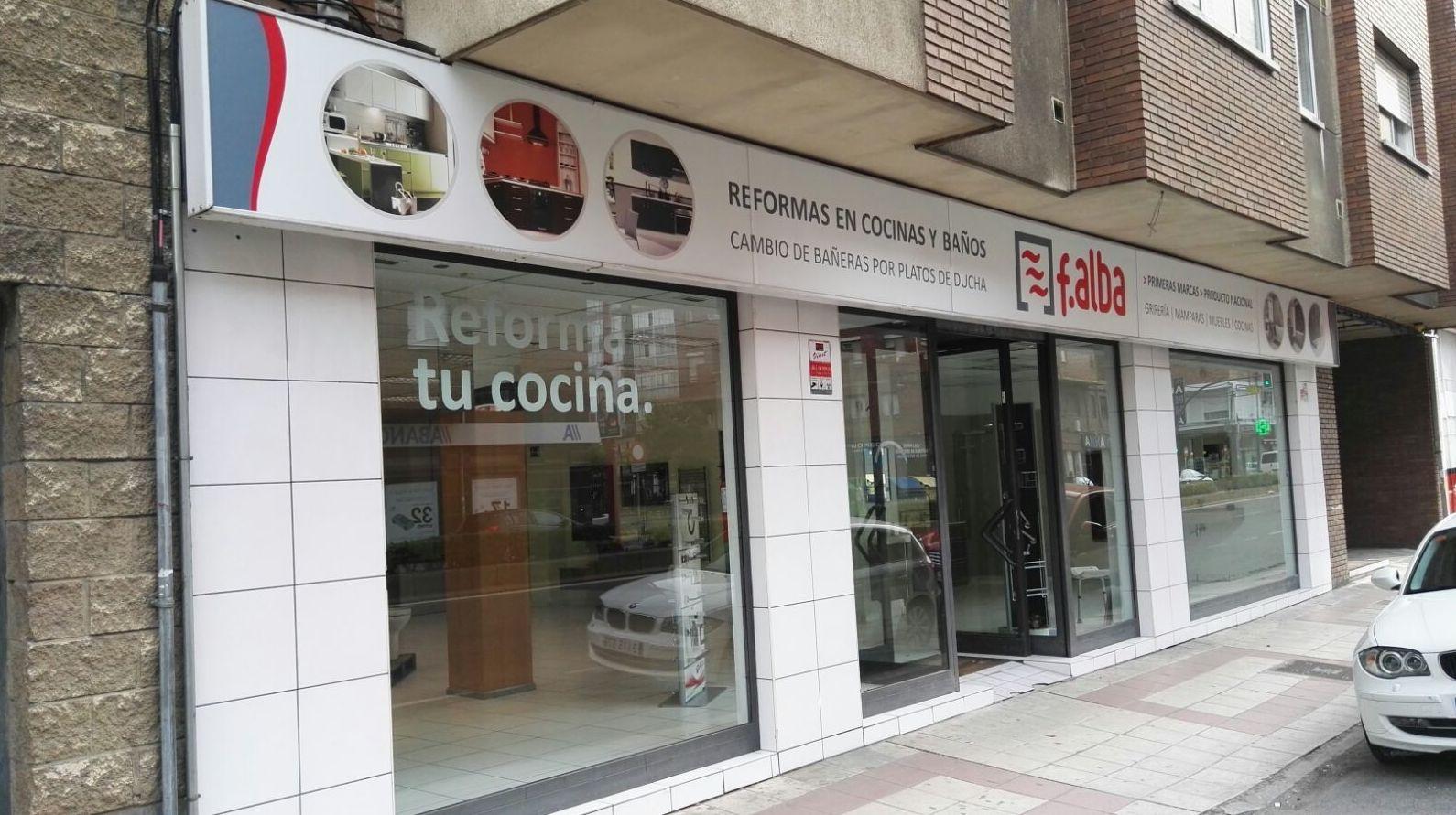 Teinda especializada en muebles de cocina y baño en León