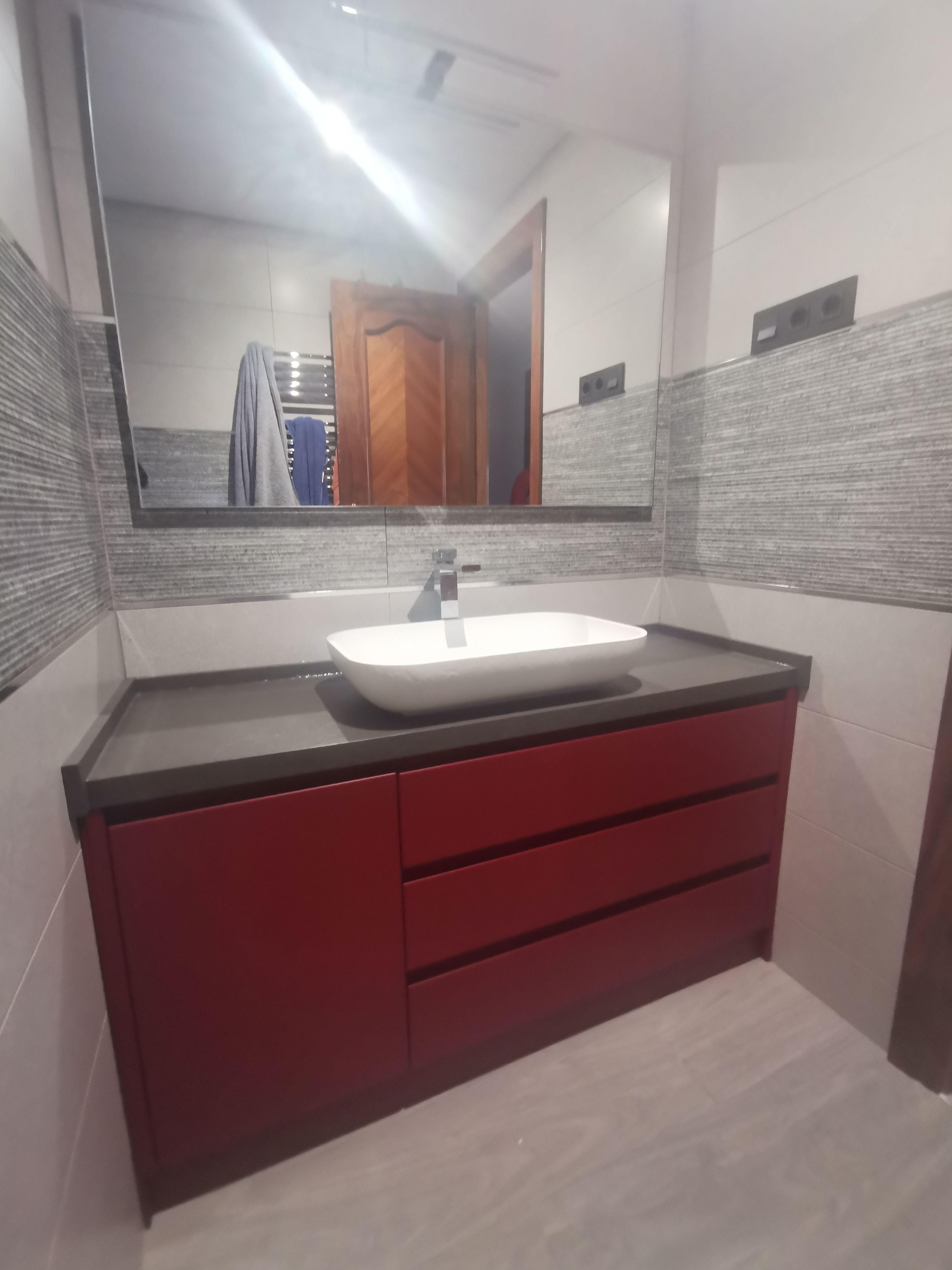 Foto 14 de Reformas en baños y cocinas en Trobajo del Camino | F. Alba, cocinas y baños