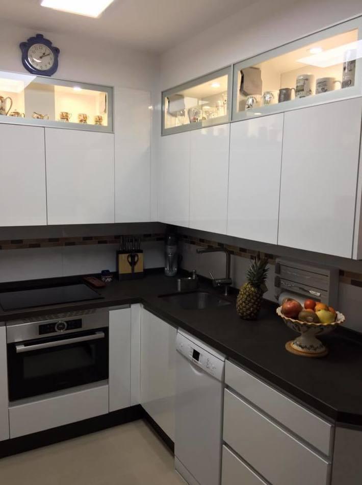 Foto 21 de Reformas en baños y cocinas en Trobajo del Camino | F. Alba, cocinas y baños