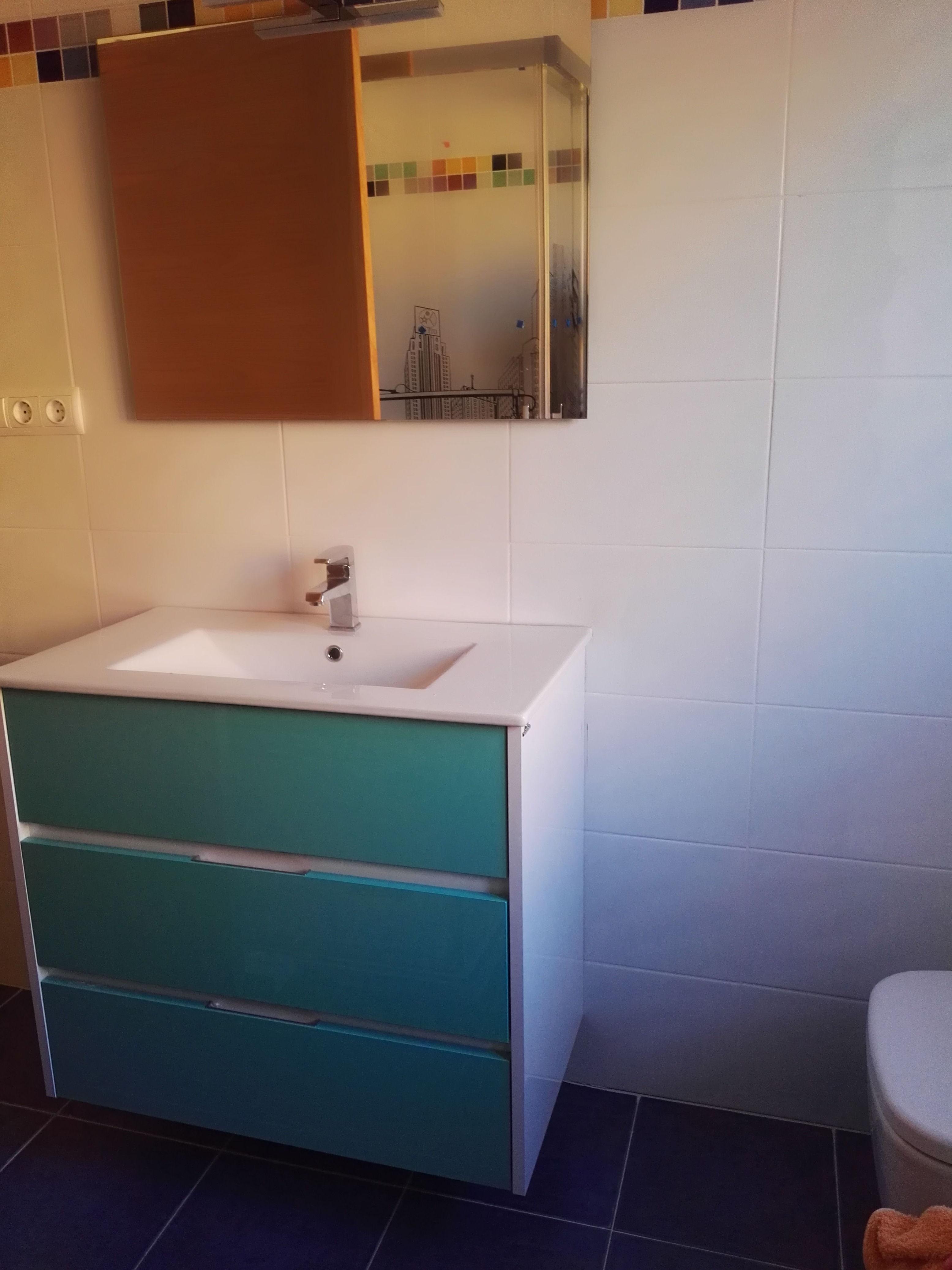 Foto 21 de Reformas en baños y cocinas en León | F. Alba, cocinas y baños