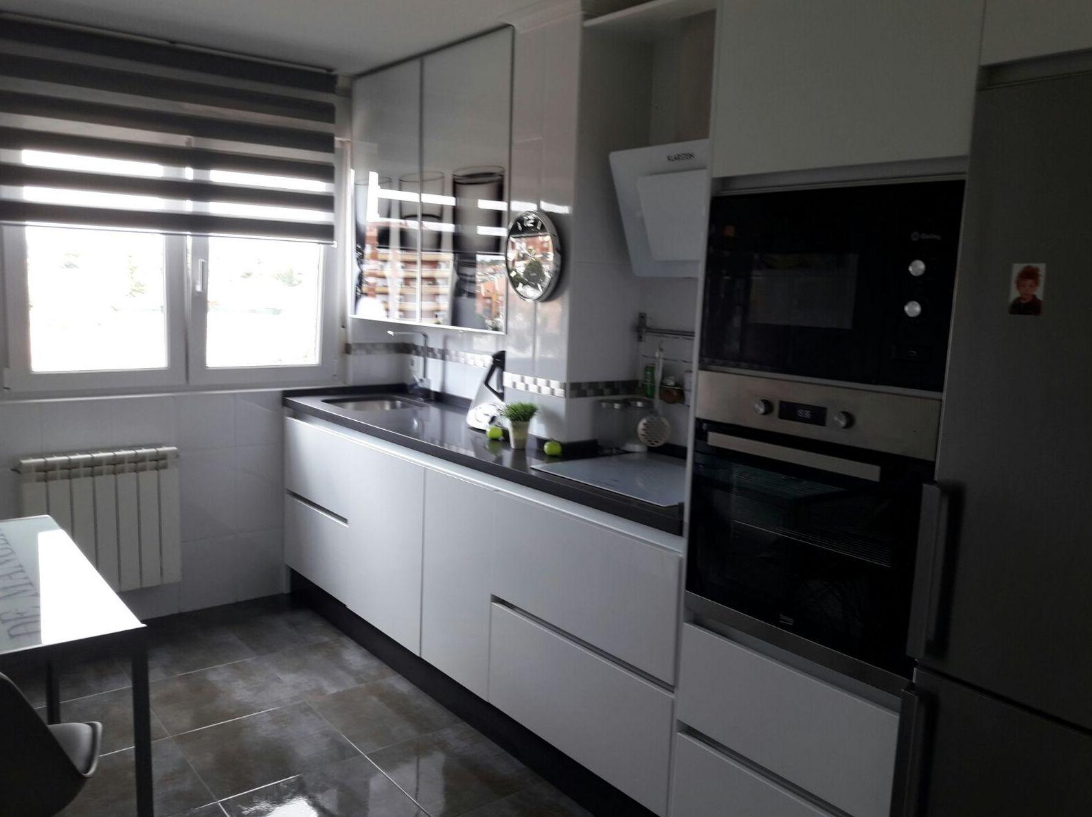 Cocinas reformadas cocinas y ba os de f alba cocinas y - Reformas de cocinas y banos ...
