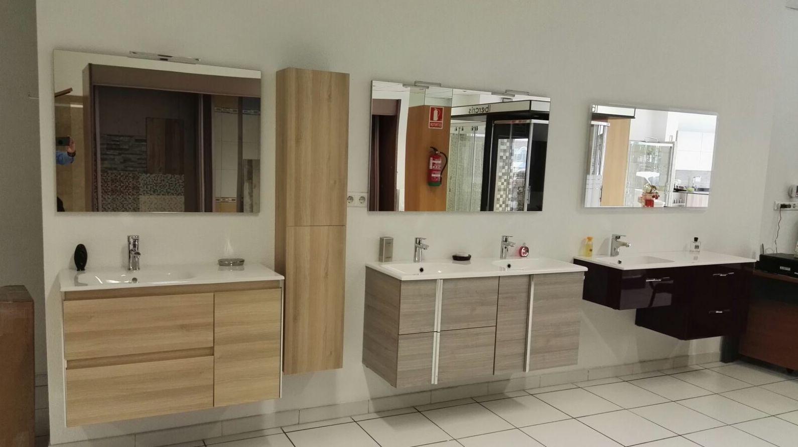 Amplia selección de muebles de baño en León