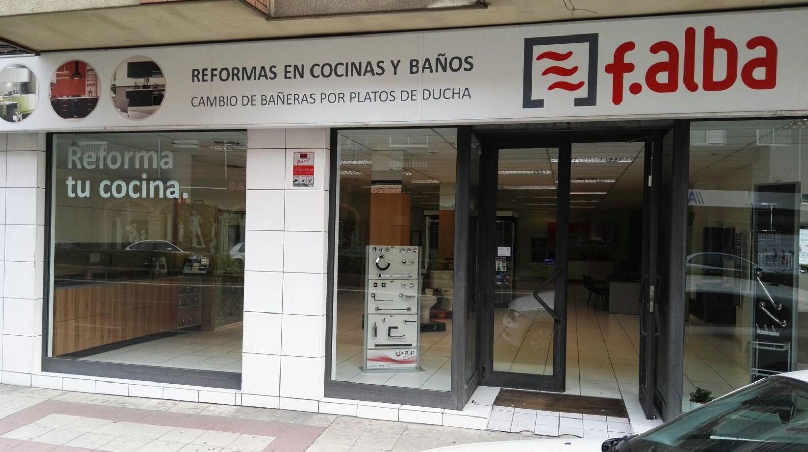 Tienda de reformas de cocinas y baños en León