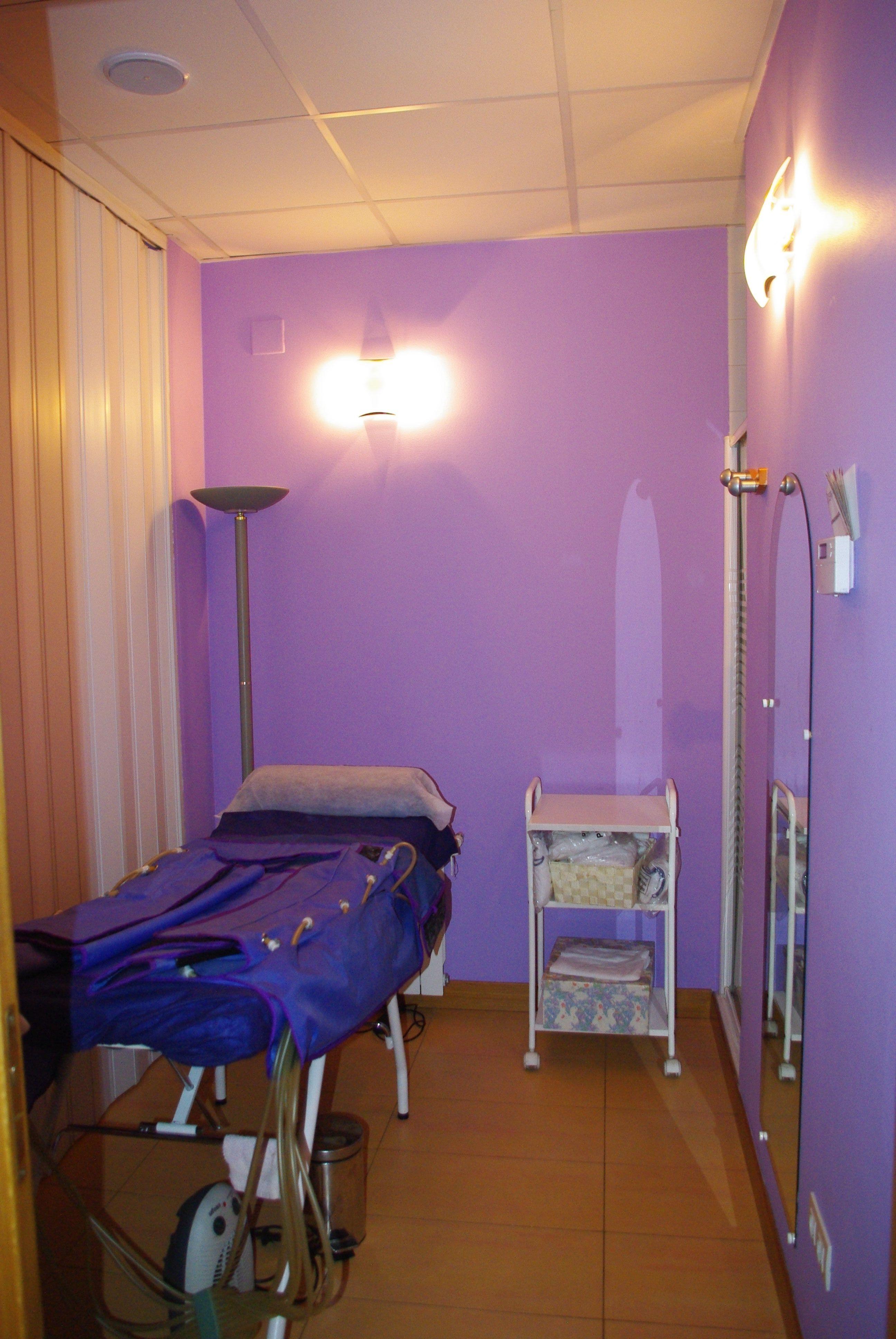 Centro de belleza en Pamplona