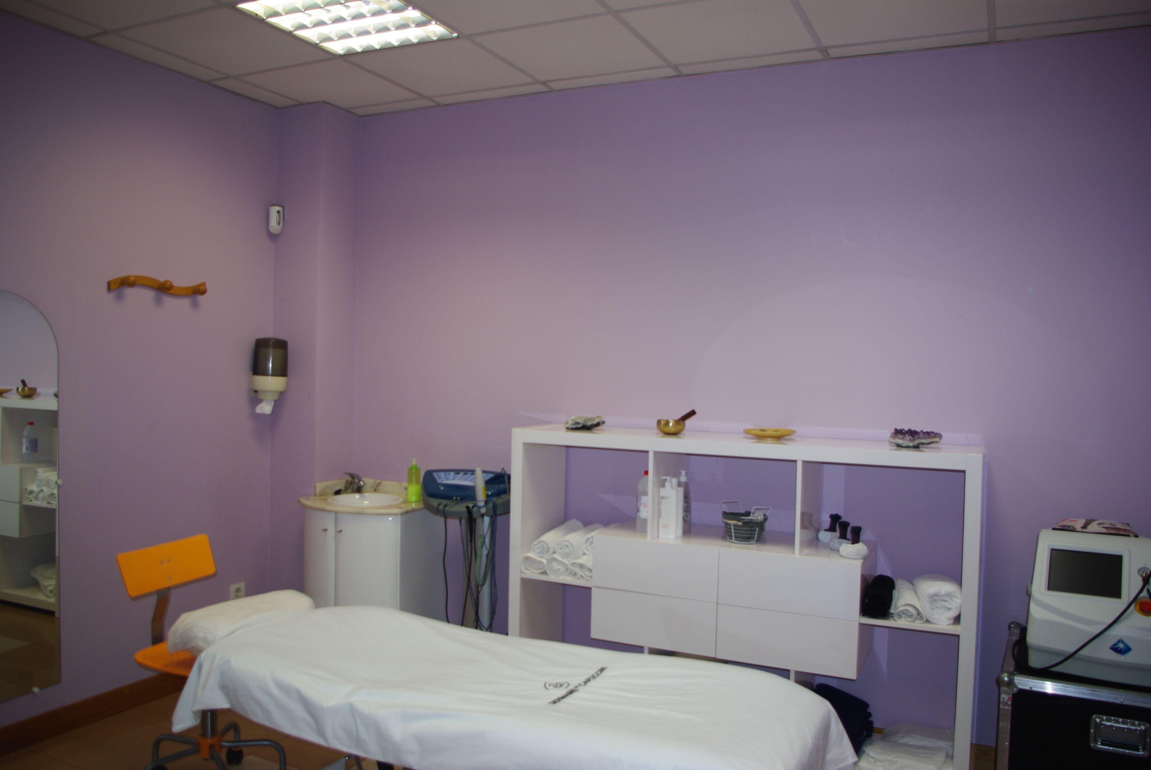 Tratamientos de belleza y masajes en Pamplona
