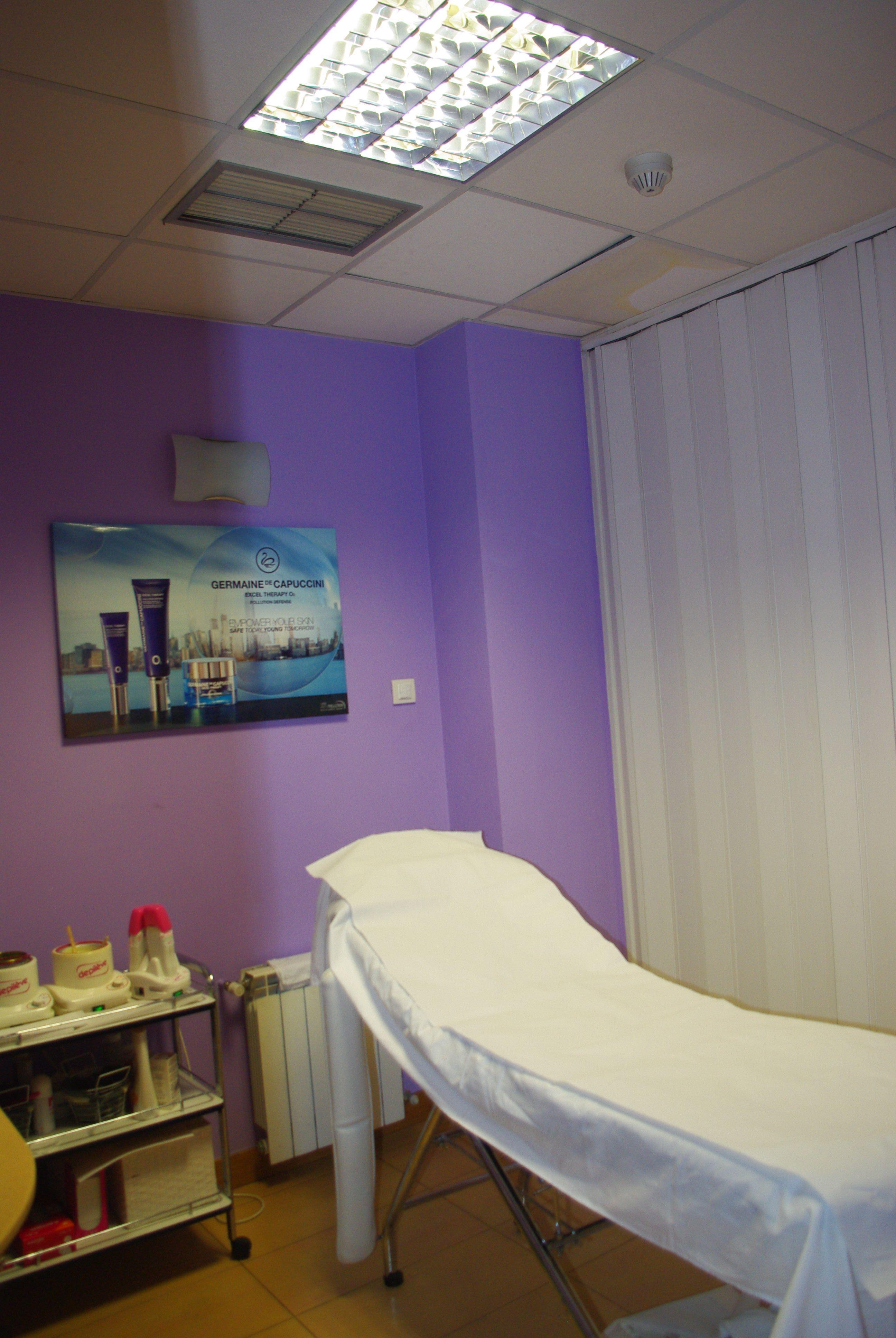 Centro de masajes en Pamplona