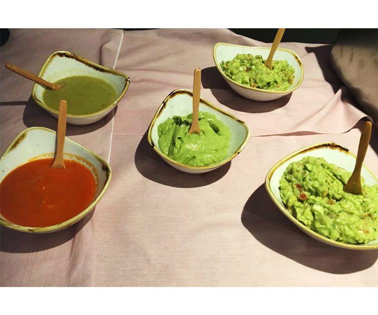 Salsas mejicanas en San Cugat del Vallés